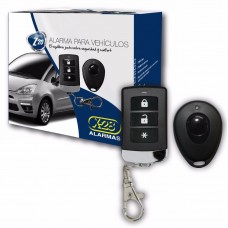 Alarma Auto X-28 Z20 Rs Sirena Presencia Volumetrica Panico